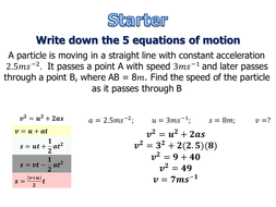 ppt with supporting lesson pla - vertical motion