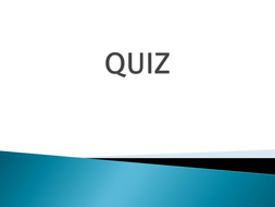 Quiz on Education