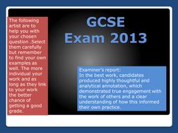 GCSE EXAM POWERPOINT 2013.pptx