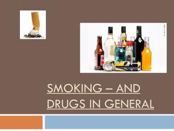 Edexcel b1 smoking and drugs