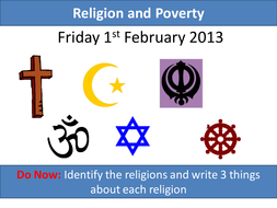 Religion and Poverty 7.5.pptx