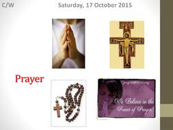 Christian Prayer