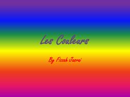 Les colors