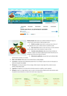 Healthy lifestyle & mediterranean diet test