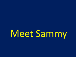 Meet Sammy time lines.pptx
