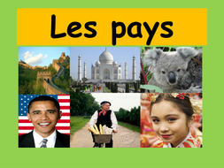 Les Pays (Countries)