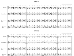 Swedish House Mafia 'One'