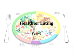 Eatwell plate PowerPoint and Workbook