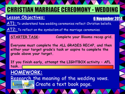 LESSON 8. MARRIAGE CERMONIES.ppt