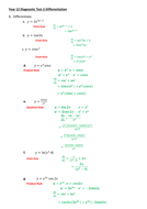DiagTest 2 Differentiation-Solutions.docx