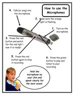 Easi speak microphone instructions