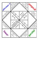 y=mx+c fortune teller(1).docx
