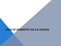 2-D Shape Symmetry