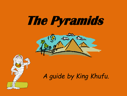 King Khufu's Guide to the Pyramids