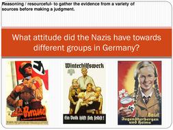 Attitude of Nazis towards different groups.pptx