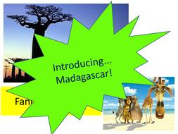 Madagascar 1 Rainforest adaptions.pptx