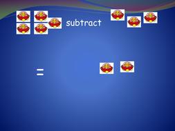 Alien ships subtraction