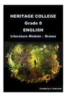 A Midsummer Night's Dream: Introduction Resource