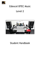 BTEC Level 2 Student Booklet
