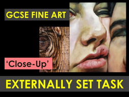 GCSE FINE ART EXT BASIC LESSON SLIDES.pptx