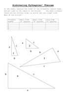 Diskovering Pythagoras