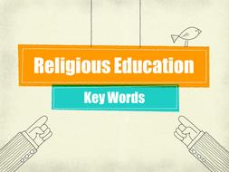 Lesson 2 Key Words