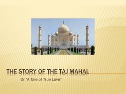 Story of the Taj Mahal