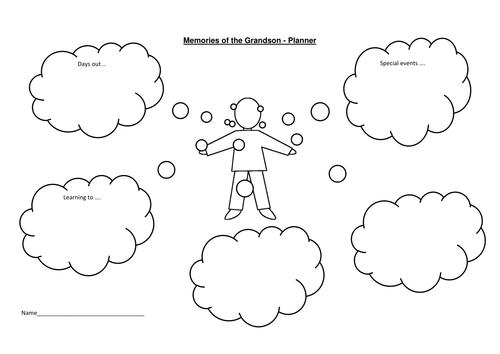 Year 6 Short Stories with Flashbacks Planning by StefanieTuesday – Flashback Worksheet