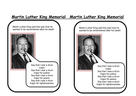 Martin Luther King Memorial.docx