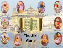Beginning to learn about the Sikhs