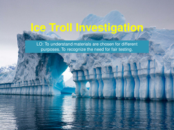Ice Trolls Investigation - Keeping Cool