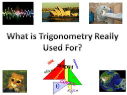 Uses of Trigonometry in Real Life