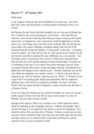 Blog for 17th - 18th Jan 2013.docx