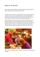 Blog for 29 - 30 December 2012.docx
