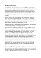 Blog for 27th December.docx