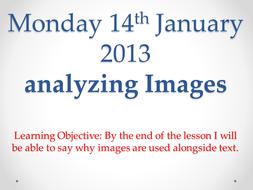Week 2 Analysing Images.pptx