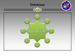 Database Plenary