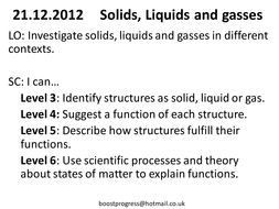 TES Science of Solids, Liquids and Gases II - Felix.pptx