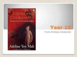 Edexcel IGCSE Chinese Cinderella