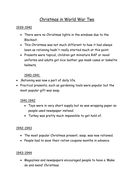 Christmas in World War Two fact sheet.docx