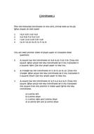 Coordinates questions HA 2.docx