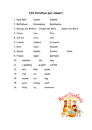 KS4 Christmas quiz answer sheet.docx