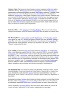 Dystopian Plot Summaries.docx