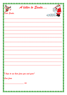 A letter to Santa HAP.docx