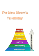 New Bloom's Taxonomy