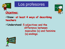 Mira 1 Spanish - Module 2 (En el instituto)