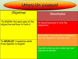 Immigration for Animo AQA A2 Spanish