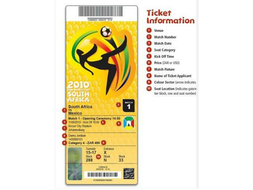 World Cup Ticket.ppt