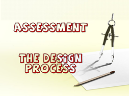 Assessment for Design Process
