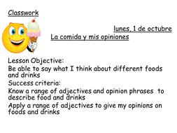 Lesson 5 opinions on food and drinks.pptx
